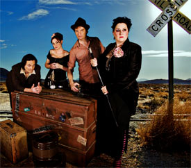 Tom Waits For No Man | Brisbane Cabaret Festival