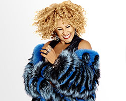 An Evening with Darlene Love | Adelaide Cabaret Festival & Mario Maiolo