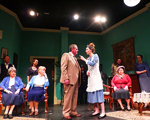 A Murder Is Announced | Therry Dramatic Society