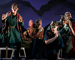 The Caucasian Chalk Circle | Black Swan State Theatre Company and National Theatre of China