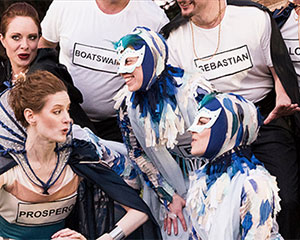 The Tempest | Melbourne Shakespeare Company
