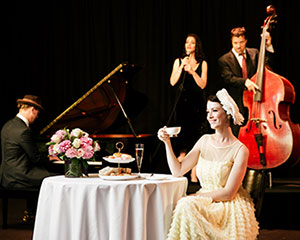 Jazz High Tea | Arts Centre Melbourne