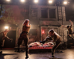 American Idiot | shake & stir theatre co