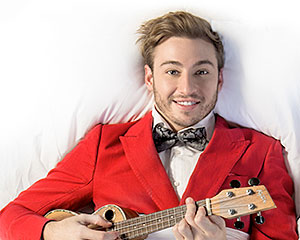 Under the Covers | Matthew Mitcham