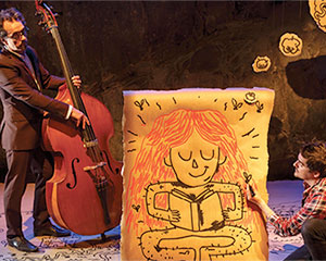 You And Me And The Space Between | Terrapin Puppet Theatre
