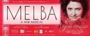 MELBA A New Musical